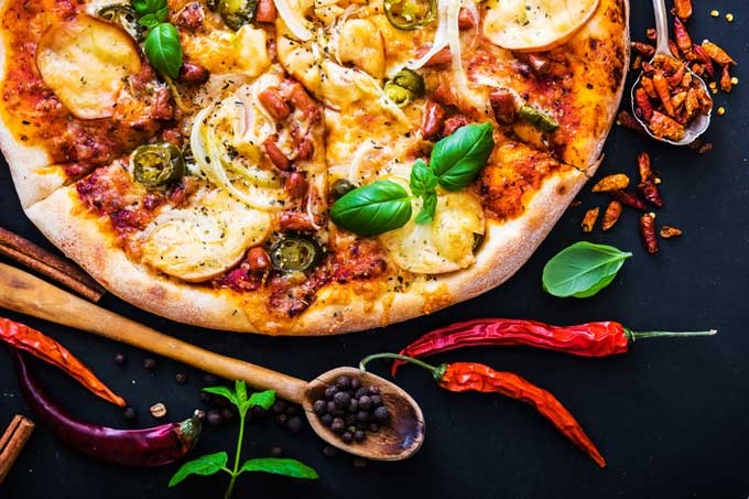 pizza thinkstockphotos